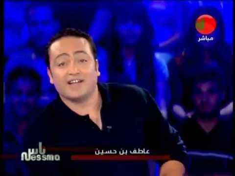 Atef Ben Hassine (Ness Nessma du Jeudi 14 Juin 2012)