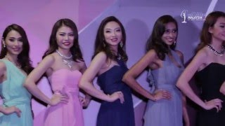 The Next Miss Universe Malaysia 2016 | #extendedthrowback Catwalk Challenge!
