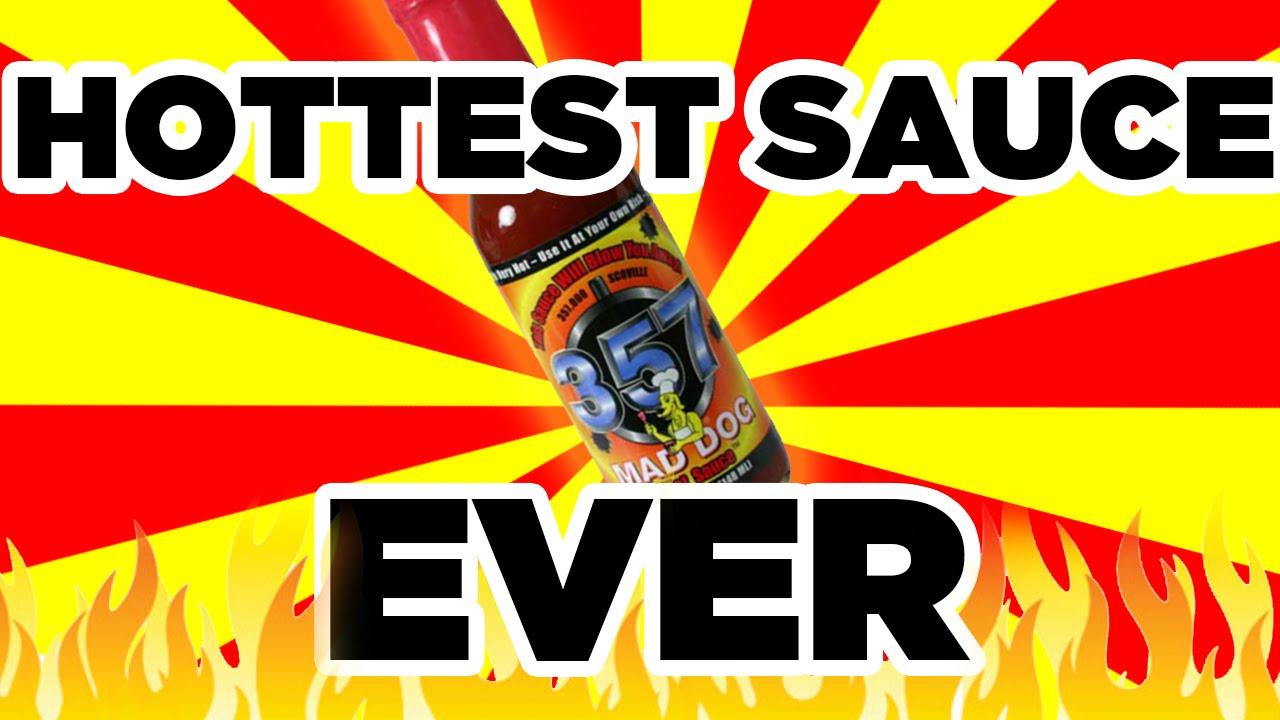 Mad Dog  Hot Sauce Uk