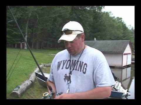 Clearwater Lodge Fishing Review - Brett
