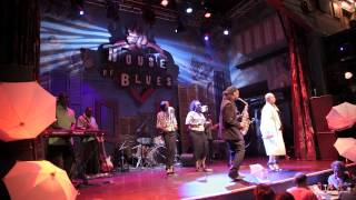 Gospel Brunch at the House of Blues