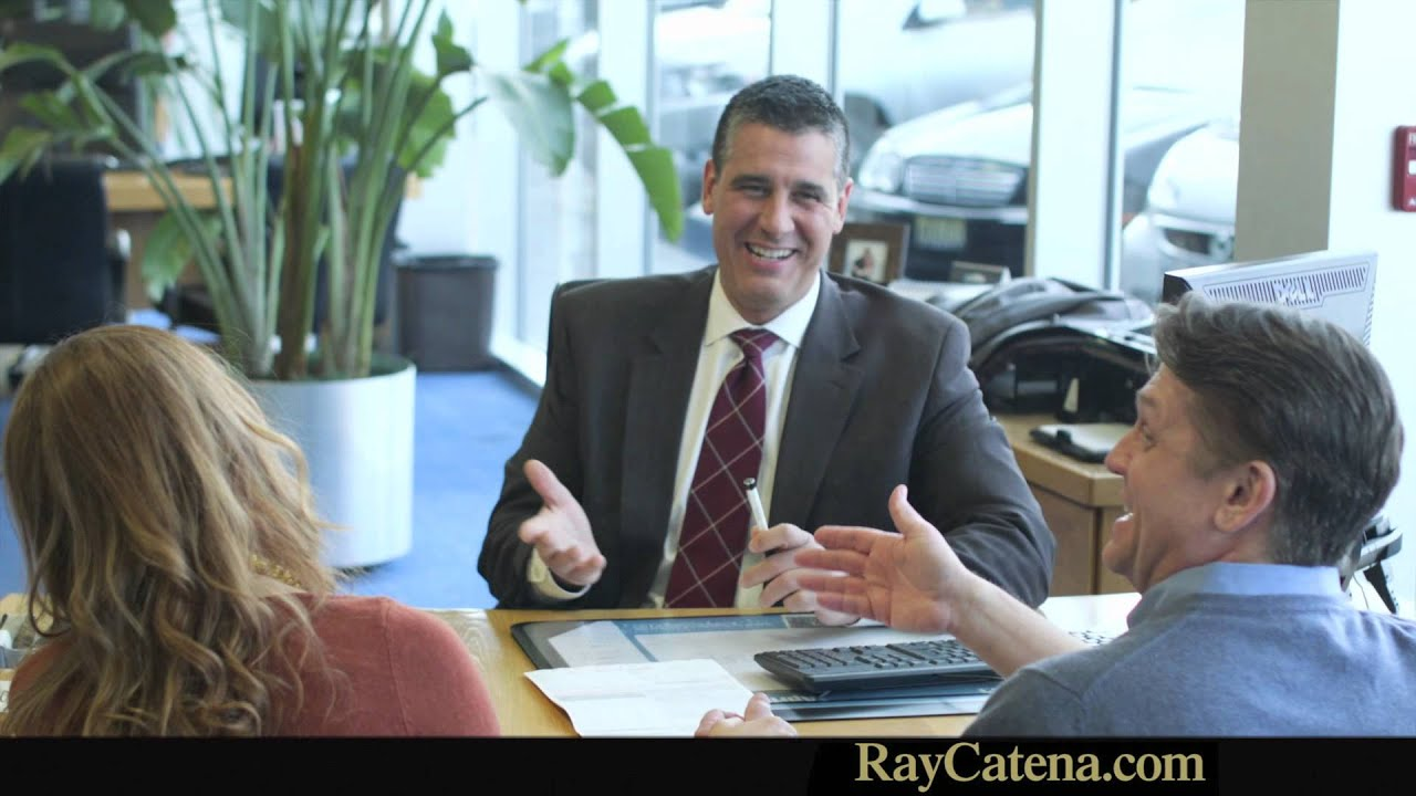 Ray catena mercedes benz union youtube for Ray catena mercedes benz route 22