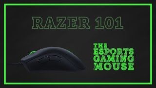Razer 101 | Deathadder Elite - The Esports Gaming Mouse