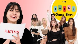 Download lagu How Well Does TWICE Know Each Other? | TWICE Game Show | Vanity Fair
