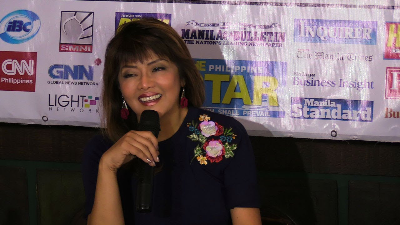 Imee says Bongbong has 'good chance' in election protest vs Robredo