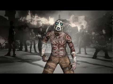 BORDERLANDS 2 Official Launch Trailer
