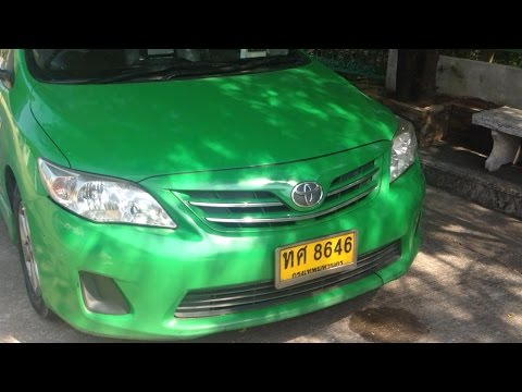 2011 Toyota Corolla Altis 1.6E Full Review