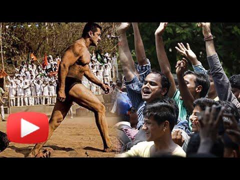 Sultan : Angry Fans Target Salman Khan Look