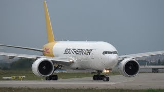 Inside the Southern Air 747-200F [HD]