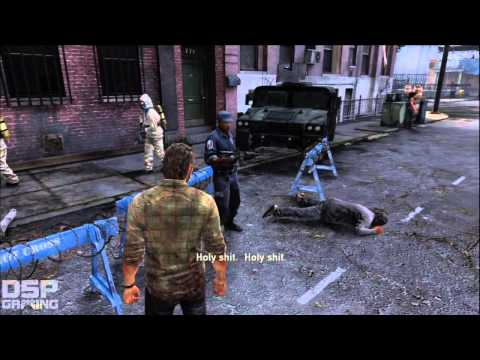 The Last of Us playthrough pt3