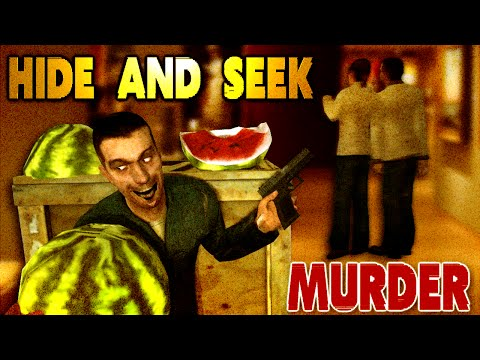 The Spy Who Melon-ed Me! (Hide and Seek + Murder)