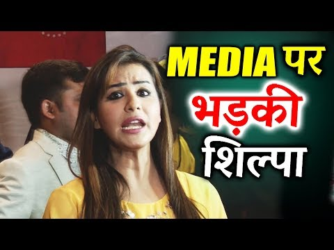 Shilpa Shinde GETS ANGRY On Leading Newspaper For FAKE NEWS
