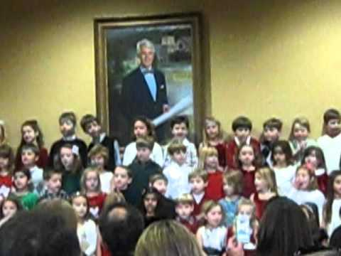 MVI 2537 Episcopal School of Knoxville Christmas Program