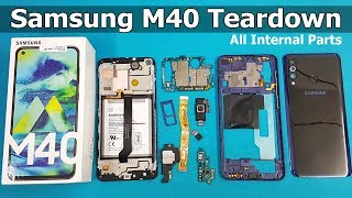 Samsung M40 Teardown || How to Open Samsung M40 ||Samsung Galaxy M40 Disassembly