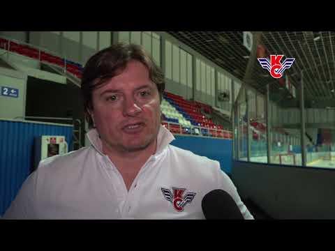 Андрей Потайчук: об итогах турнира в Череповце...