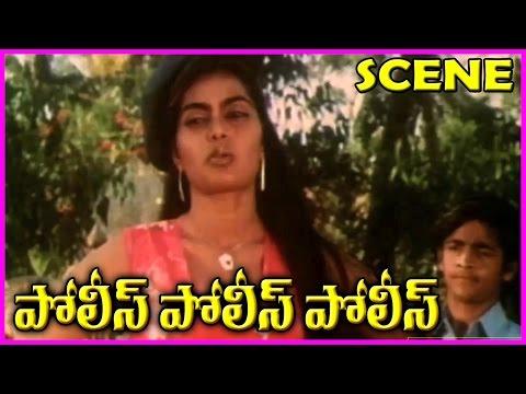 Police Police Police - Telugu Movie Scene - Naresh,silksmitha video