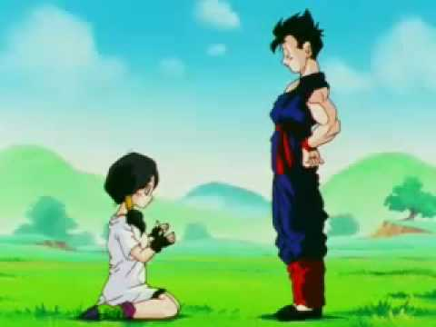 Gohan Teaches Sex Ed video