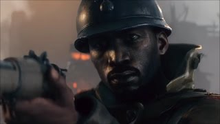 Battlefield 1 Opening Cutscene and Gameplay