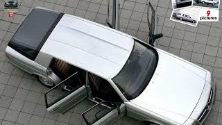 Mercedes-Benz Auto 2000 Concept (1981)
