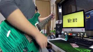 [Guitar Cover] ONE OK ROCK - We are -