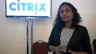 Citrix - Krishna Subramanian, VP Of Product Marketing, Cloud Platform Group