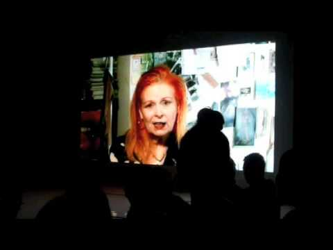 AFF09: Vivienne Westwood Acceptance Speech Video at Audi Fashion Festival Closing Show