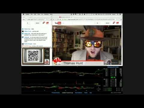 MadBitcoinsTV -- Livestream -- #001 -- Oct 20, 2014 - #bitcoin #news #live #test