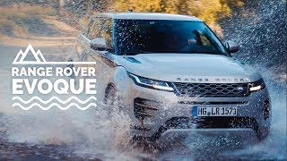 2019 Range Rover Evoque: Off-Road and On-Road Review | Carfection 4K
