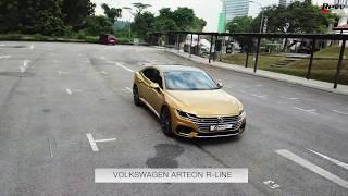 Revv in  a Minute - Volkswagen Arteon R Line -  By Revv Motoring