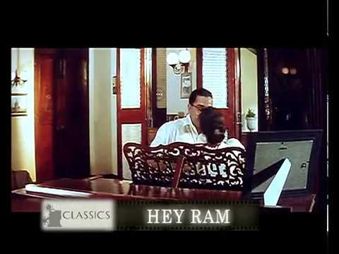 Kamal Hassan And Rani Mukherjee Romancing - Hey Ram video