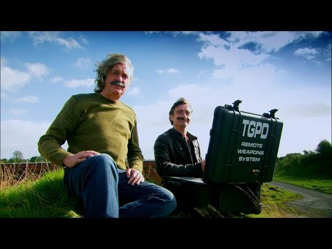 Top Gear Police Chase Challenge! – Top Gear – Series 21 – BBC