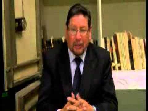 Entrevista a Luis Oporto sobre el Diccionario Biográfico de Archivistas de Bolivia