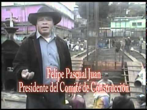 INICIO DE CONSTRUCCION DE LA IGLESIA CATOLICA DE S.S. COATAN 2010v2
