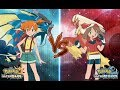 foto Pokemon Ultra Sun and Ultra Moon Misty Vs May (Kanto Vs Hoenn Battle)