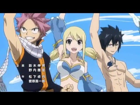 media youtube fairy tail cap 176