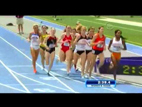 2011 NCAA Women&#039;s 1500m Final
