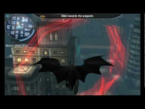 The Dark Knight Rises: iOS Gameplay Part I