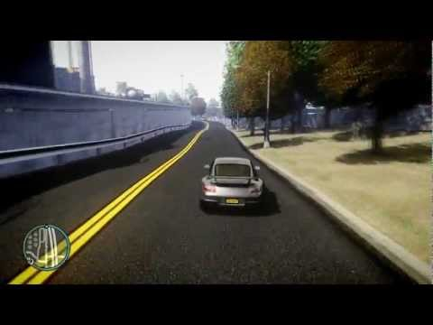 GTA iv Enb Gionights On GTX 570
