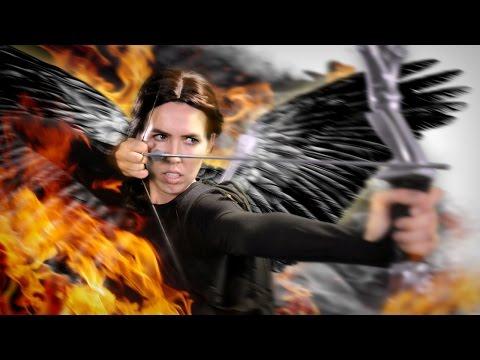 "The Hunger Games: Mockingjay Trailer - ""The Mockingjay Lives"" (SPOOF)"