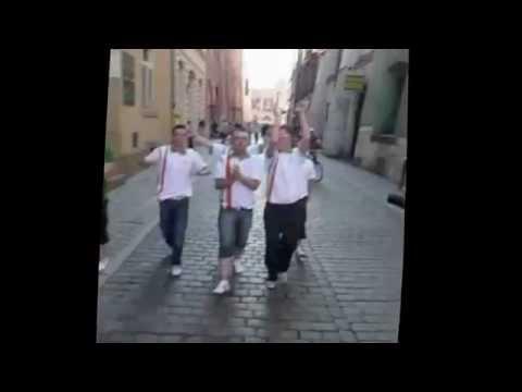 Irish Fans ' Going Mental '  in Krakow, Poland 7-06-2012  (Part1)