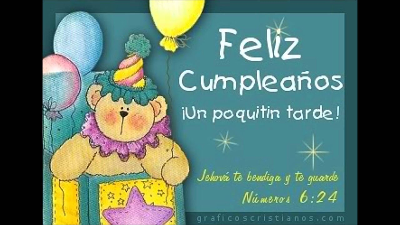 Feliz Cumpleaños Atrasado Querida Amiga Feliz Cumpleaños Atrasado