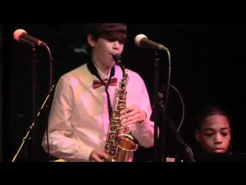 Ray Reach's Alabama Jazz Hall of Fame Student All-Star Band -
