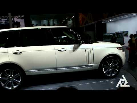 AUTO EXPO 2014 | RANGE ROVER | LATEST CARS | NEW CONCEPT CARS SHOWCASED | GREATER NOIDA
