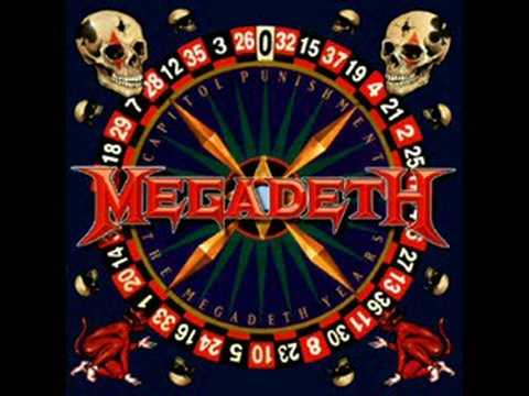 Megadeth - Dread & The Fugitive Mind