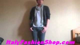 Gucci Leather Track Jacket for Men