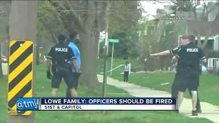 Family of Demetrious Lowe wants officers fired, MPD officers retrained