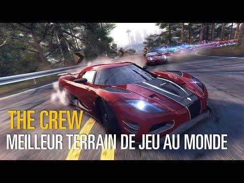 The Crew - Le meilleur terrain de jeu au monde