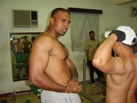 indian filipino body builders