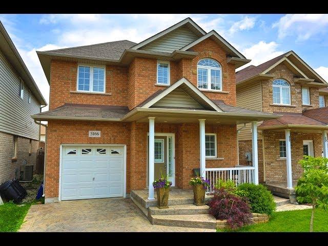 NEW PRICE - $554,900 - 5166 Garland Crescent, Burlington - Presented by Sean Kavanagh