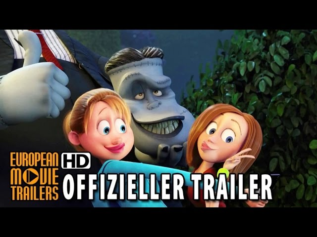HOTEL TRANSSILVANIEN 2 Offizieller Trailer Deutsch | German (2015) HD